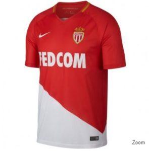 AS Monaco Home Trikot 2017 2018 bei Subsidesports.de